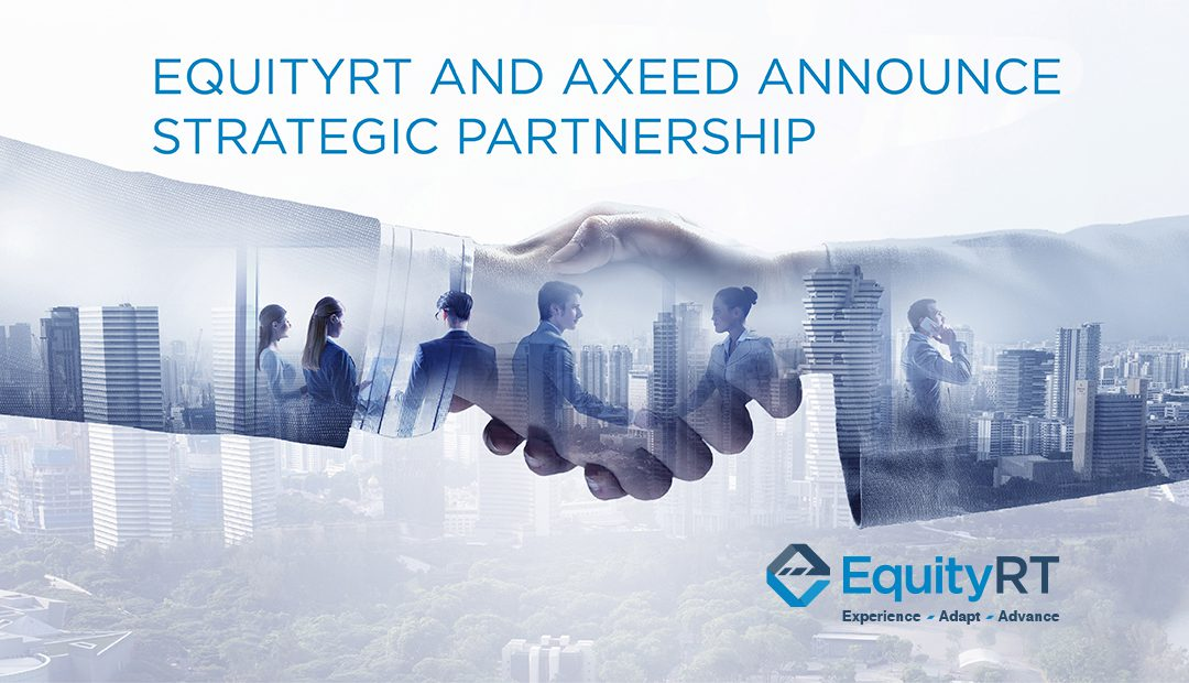 EquityRT and Axeed Announce Strategic Partnership