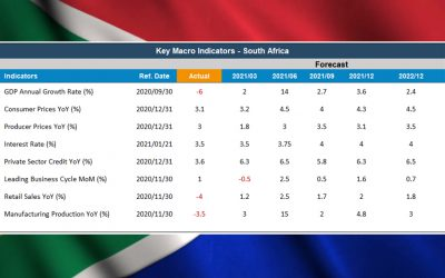 A Brief Economic Outlook on South Africa