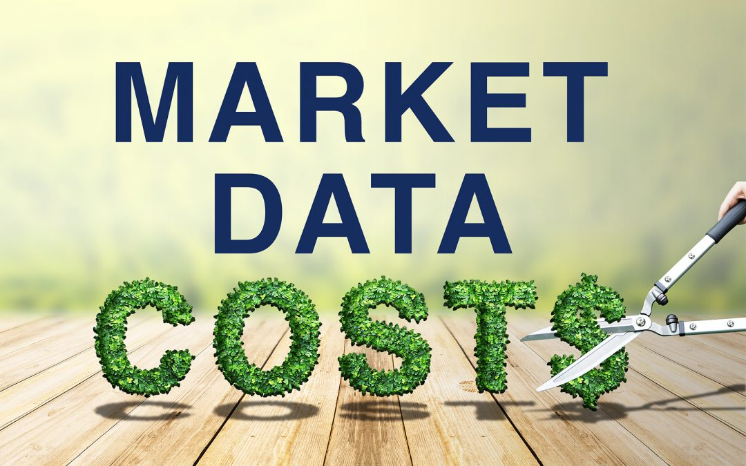 What it takes to reduce Market Data Costs?