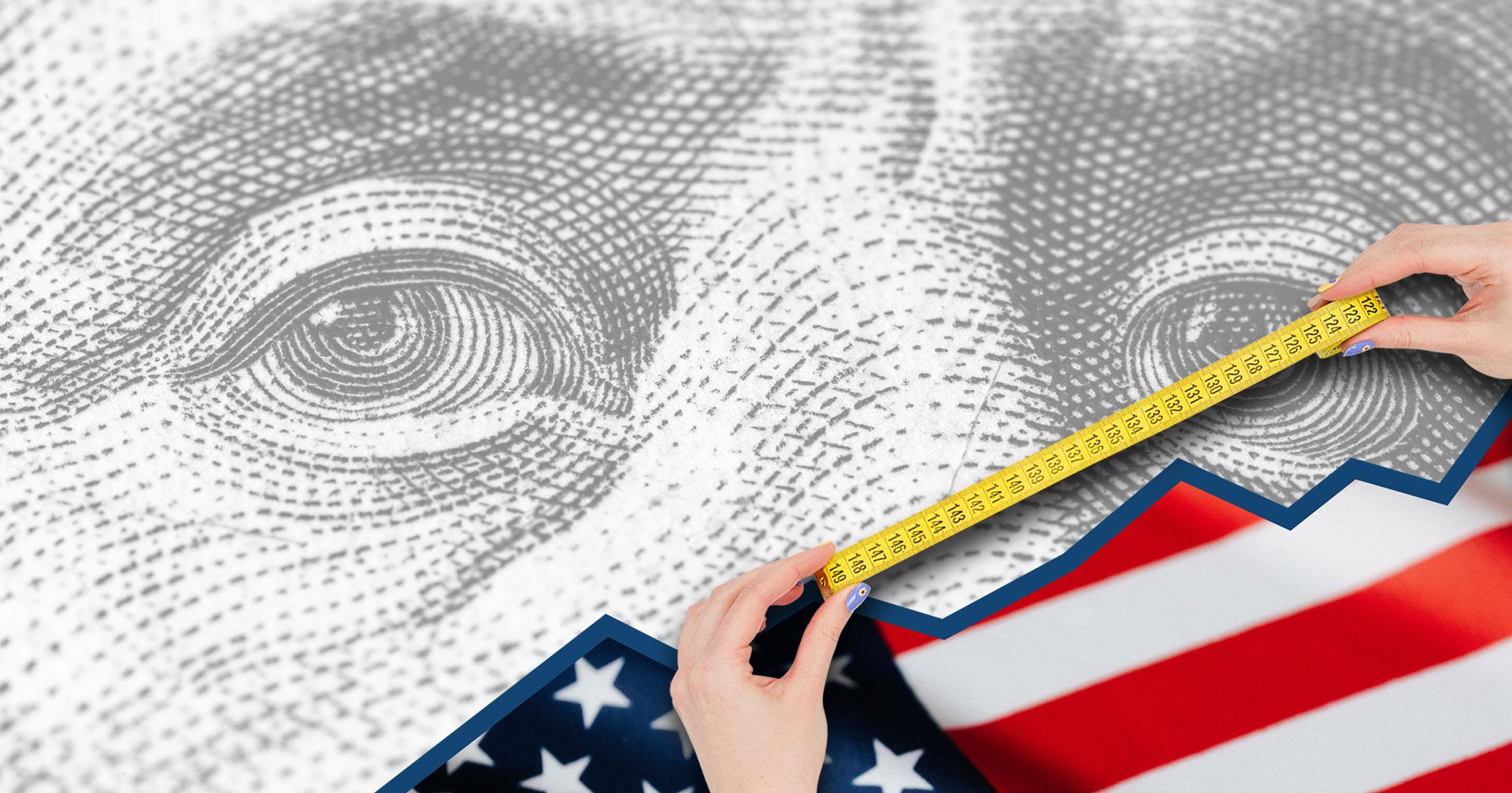 Gauging inflation in USA