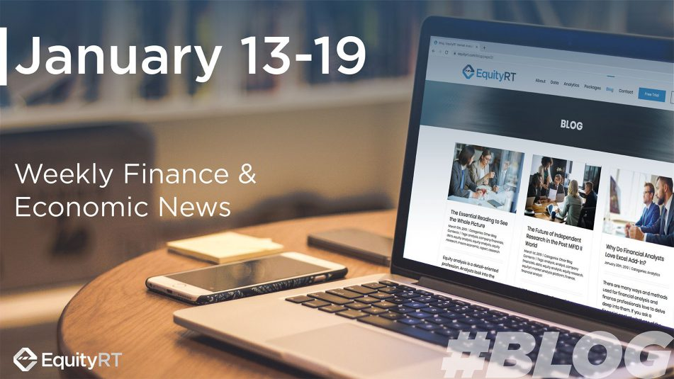 weekly finance and economic news